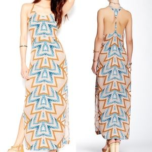 New Free People Serves You Right Racerback Dress